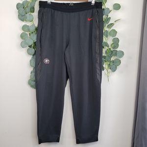 Nike UGA Joggers Athletic Sweatpants Men's XL